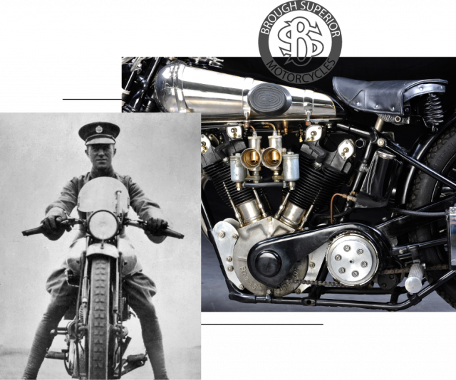 The World's Fastest Motorcycle  – Brand Legacy